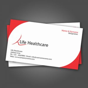 Pocket Friendly Business card